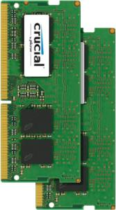 Crucial SO-DIMM DDR4 2133MHz 16GB CL15 (2x8GB)