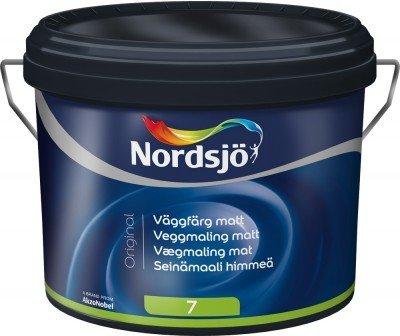 Nordsjø veggmaling 07 (10 liter)