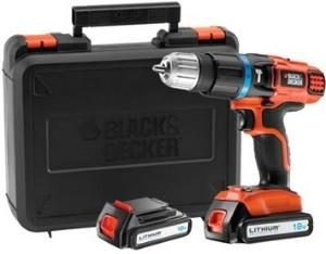 Black & Decker EGBL188KB-QW (2x1,3Ah)