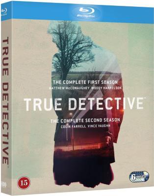 True Detective: sesong 1 og 2