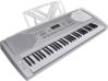 VidaXL Elektronisk Piano Keyboard med Notestativ
