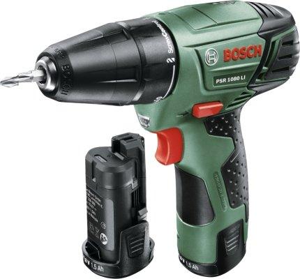 Bosch PSR 1080 (2x1,5Ah)