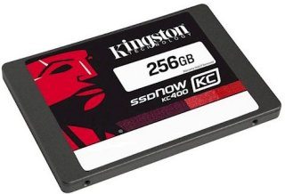 Kingston SSDNow KC400 256GB