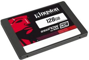 Kingston SSDNow KC400 128GB