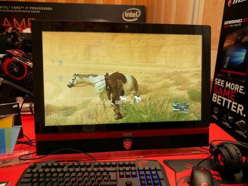 MSI Gaming 27X 6QE AIO