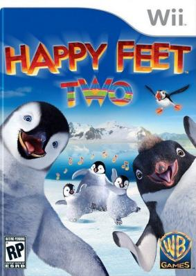 Happy Feet 2 til Wii
