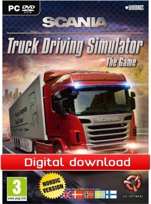 Scania Truck Driving Simulator til PC