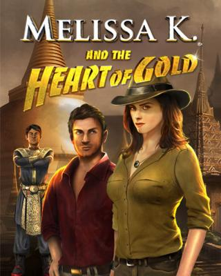 Melissa K. and the Heart of Gold til PC