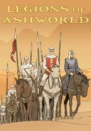 Legions of Ashworld til PC