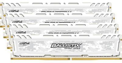 Crucial Ballistix Sport 2400MHz 32GB (4x8GB)