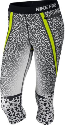 Nike Pro Female Safari Capri (Dame)