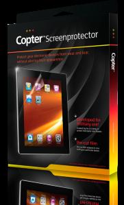 Copter Screenprotector Samsung Galaxy Tab S2