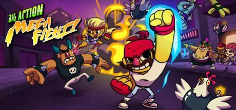 Big Action Mega Fight! til PC