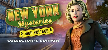 New York Mysteries: High Voltage til PC