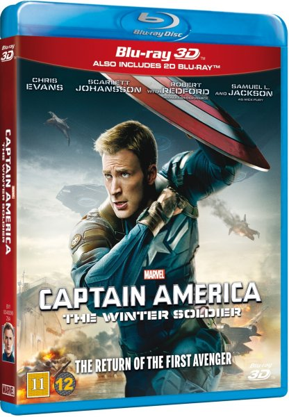 Walt Disney Pictures Captain America: The Winter Soldier