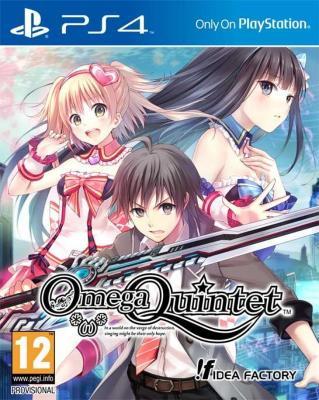Omega Quintet til Playstation 4
