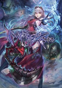 Nights of Azure til PlayStation 3