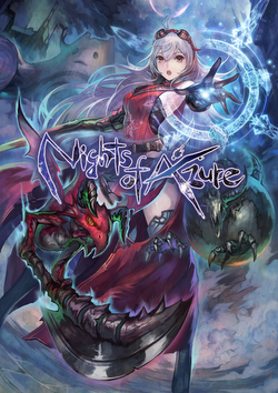 Nights of Azure til Playstation Vita