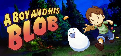 A Boy and his Blob til PC