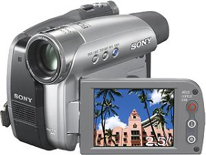 Sony DCR-HC36E