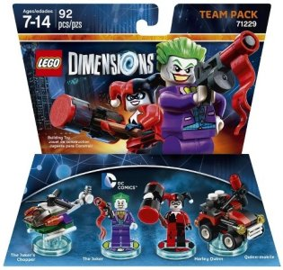 LEGO Dimensions 71229 Team Pack - DC Comics