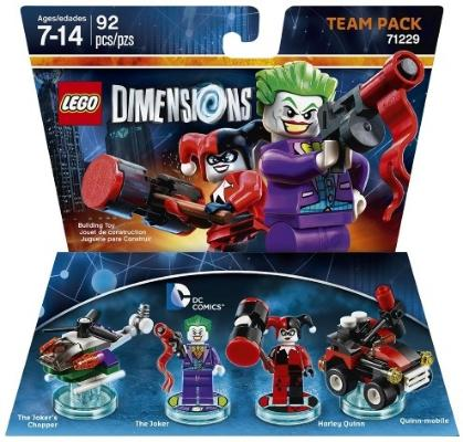 LEGO Dimensions Team Pack - DC Comics