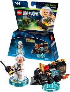 LEGO Dimensions 71230 Fun Pack Doc Brown