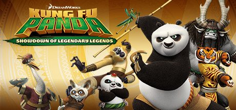 Kung Fu Panda Showdown of Legendary Legends til PC