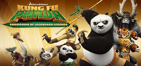 Kung Fu Panda Showdown of Legendary Legends til PC