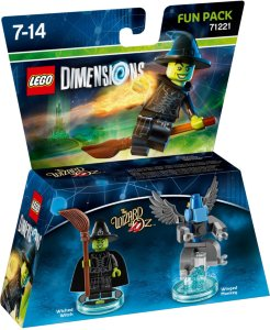 Dimensions 71221 Fun Pack - Wicked Witch/Winged Monkey