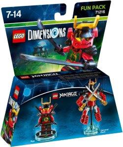 LEGO Dimensions 71216 Fun Pack Nya