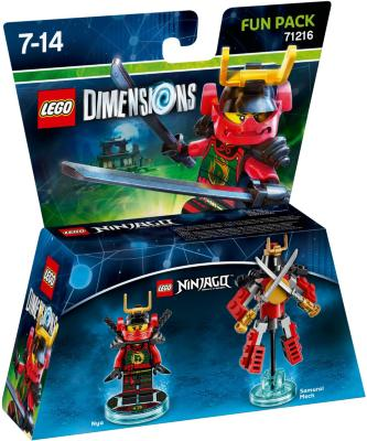 LEGO DIMENSIONS: NYA Fun Pack