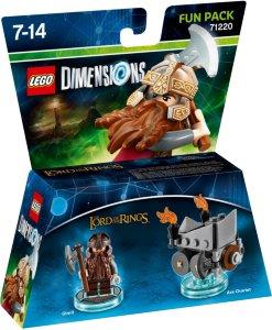 LEGO Dimensions 71220 Fun Pack Gimli