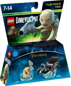 LEGO DIMENSIONS: GOLLUM Fun Pack