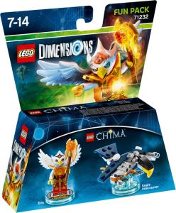 LEGO DIMENSIONS: ERIS Fun Pack