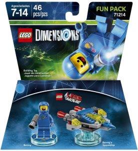 LEGO Dimensions 71214 Fun Pack Benny
