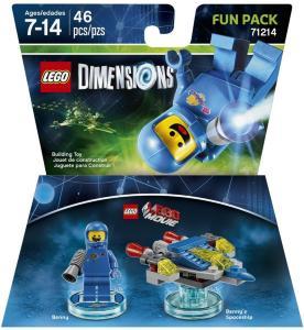 LEGO DIMENSIONS: BENNY Fun Pack