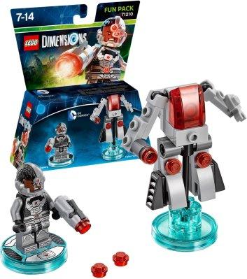 LEGO DIMENSIONS: CYBORG Fun Pack