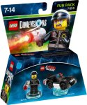 LEGO DIMENSIONS: BAD COP Fun Pack