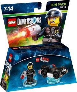 Dimensions 71213 Fun Pack Bad Cop