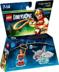 Dimensions 71209 Fun Pack Wonder Woman