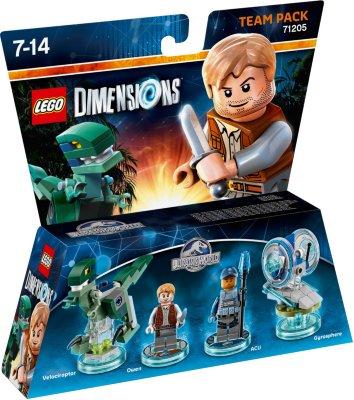 LEGO DIMENSIONS: JURASSIC WORLD Team Pack