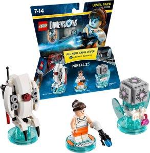 LEGO Dimensions 71203 Level Pack Portal 2