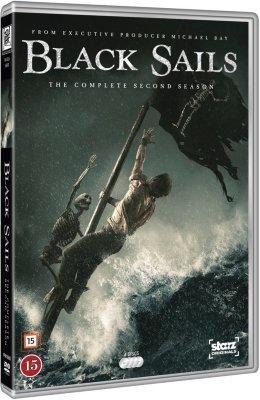 Black Sails Sesong 2