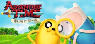 Adventure Time: Finn and Jake Investigations til PC