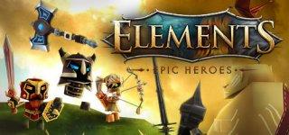 Elements: Epic Heroes til PC