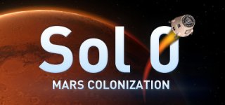 Sol 0: Mars Colonization til PC