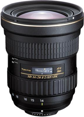 Tokina AT-X 14-20mm f/2 Pro DX for Nikon