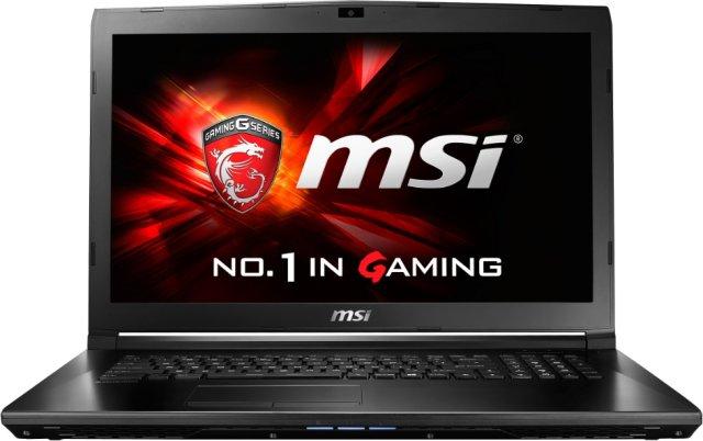 MSI GL72 6QD-013NE