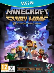 Minecraft: Story Mode til Wii U
